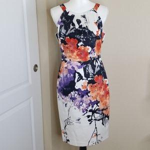 Tahari sleeveless dress   size 8